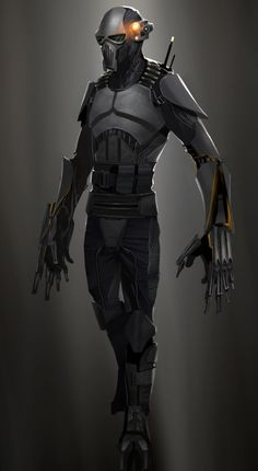 Terror Troopers were an experimental class of elite soldiers that served the Galactic Empire. Shortly after the Galactic Civil War began with the founding of the Alliance to Restore the Republic,...