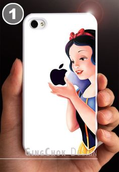 Color Snow's art painting iPhone 4 case geekery iPhone by gingchok, $11.50