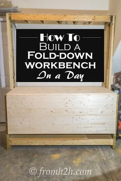 Fantastic 16 Best Fold Down Work Bench Images Folding Workbench Pdpeps Interior Chair Design Pdpepsorg
