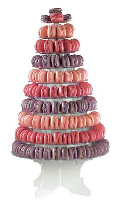 Pirámide de Macarons