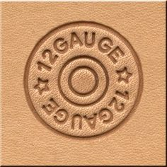 Right Facing Springfield Leather Company Praying Hands 3D Leather Stamp