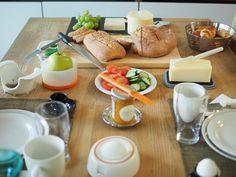 Olympus Digital Camera, Breakfast, Breakfast Cafe, Morning Breakfast