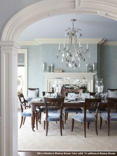 43 Luxury Modern Italian Dining Room Sets Ideas