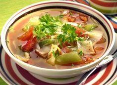 Tukožrutska polievka