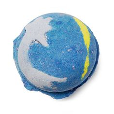 Shoot for the Stars Bath Bomb - An enchanting toffee bomb. Paint the swirling colors of the night sky in your tub with this multicolored Bath Bomb. Drop it in your bath and watch as it shoots every which way, releasing multiple colors before leaving behind a blazing trail of silver luster.