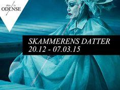 Skammerens Datter. Fantasy-succesen fortsætter på #OdenseTeater.  Læs anbefalingen på: www.thisisodense.dk/17284/skammerens-datter