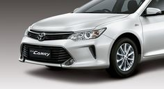 Toyota All New Camry - Front Exterior - Only at Toyota Camry, Exterior, Future, Type, News, Future Tense, Outdoors