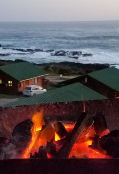 After seven long hours on the road from Cape Town to Storm's River, it was a relief to reach our roomy wooden chalet perched at the highe...