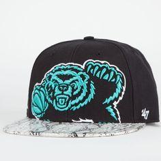 buy popular 4c92c 3b5e8 tokidoki Men New Era Marvel 9Fifty Snapback Hat - 5 Styles To Choose. See  more. 47 BRAND Black Mamba Grizzlies Mens Snapback Hat 216817184   Snapbacks  ...