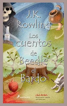 Los Mil Libros: Reseña de Los cuentos de Beedle, el bardo, de J. K...