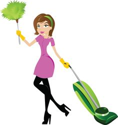 Mother Cleaning Clipart | Clipart Panda - Free Clipart Images ...