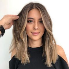 50 Best Hair Colors - New Hair Color Ideas & Trends for 2020 - Hair Adviser - New Hair Colors, Hair Color For Black Hair, Cool Hair Color, Brown Hair Colors, Hair Color Pink, Lighter Brown Hair Color, Hair Color For Morena, Cute Hair Colors, Brown Blonde Hair