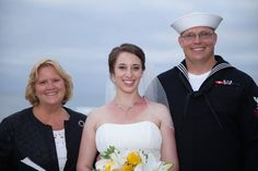 """Stephanie and Joshua  June 30, 2014 Military Mondays Elope To La Jolla Location  www.freemilitaryelopement.com  ©2014 Vows From The Heart Ministries - All Rights Reserved   Military Mondays, is a public service and philanthropic effort of Vows From The Heart Ministries and Elope to San Diego™ as an alternative to the """"Courthouse"""" wedding for all Active Military members regardless of; branch of service, time in the military or rank."""