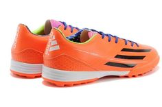 the best attitude 86fee 47097 adidas adizero f50 2014 tf orange black purple football boots uk sale