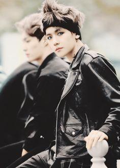 Imagen de exo, baekhyun, and exo-k