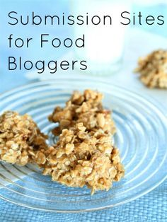Food Submission Sites for Bloggers via @Charissa