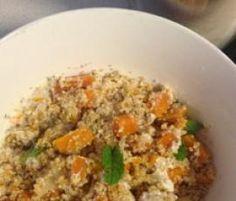 Pumpkin and Quinoa Salad