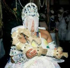 Filha de Naná Buruké