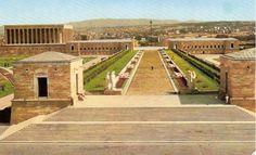 Ataturk's Mausoleum, Aslanli yol (the road with lions), Anitkabir, Ankara, Turkey Water Signs, Blue Mosque, Hagia Sophia, Fire Signs, Turkey Travel, Eastern Europe, Homeland, Istanbul, Dolores Park