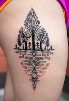 10 Best Tattoos for Nature Lovers | Tattoo.com