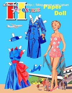 종이인형 (vintage) : 네이버 블로그 * 1500 free paper dolls at Arielle Gabriels The International Paper Doll Society also free Asian paper dolls at The China Adventures of Arielle Gabriel *