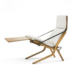 Ernest Race; Birch Plywood and Beech 'Neptune' Chair for Race Furniture, 1953.
