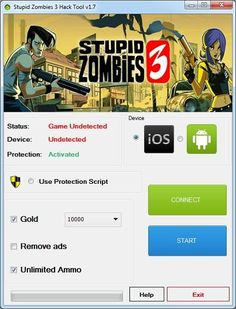 Here is what you searched - Stupid zombies 3 hack cheats. The 2017 version of Stupid zombies 3 hack cheats finally working.