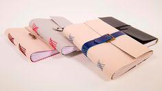 Mini curso de Encadernação Artesanal - como fazer um caderno de anotações. Você vai amar essa ideia linda explicada passo a passo, venha ver!