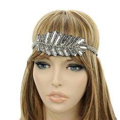 Fashion Seed Bead Headband