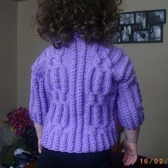 e5bfedbd3f5d9 (6) Name   Knitting   Maeve cable toddler jacket Mangas Largas