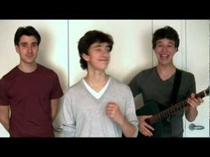 AJRBrothers.com: AJR, the 3-bro-band born and raised in Manhattan, is moving into world music scene with a pop fusion style. Adam -- 21, Jack -- 14 and Ryan -17, write and perform original music and covers while self-producing and recording tracks in their living room studio. Like AJR at facebook.com/AJRBrothers
