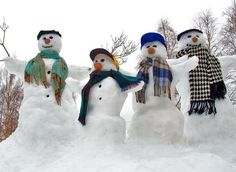 Funny Snowman - Bing Images