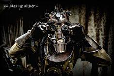 Steampunk Timetraveler by steamworker ~Steampunk Love •❀• From Airship Commander HG Havisham