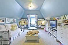 Amanda LeBlanc Share Your Organized Living Story - The Kids Play Room