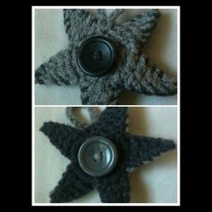 And Finished... #bymyself #madebyme #handmade #crochet #star #christmas #christmastree #christmasornament# ornament #Padgram