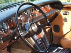 74 T series Bentley interior