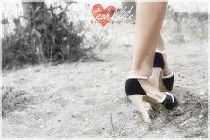I {heart} High Heels on Hills (Katwijk)