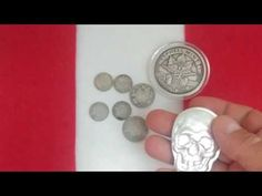 CSS Silver Hunt Sunday. Tomoko's Enterprize Pure Silver Skull & Some Mor...