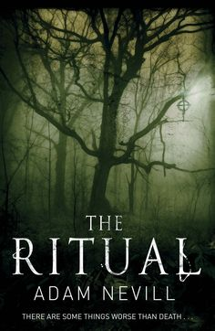 The Ritual by Adam Nevill. The last book I read. Starts like any horror story with 4 friends lost in the woods. Soon they don't know if the strange events are actually happening or if it's in their heads.