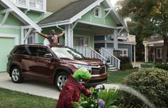 The Muppets + Terry Crews = Toyota #SuperBowl Commercial Success! Is this the best combination you've heard of ever!? Click on the image to watch the #lol teaser commercial