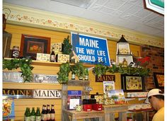 Maine...the way life SHOULD be