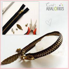 Tutorial y materiales en: www.cuentaabalorios.com #tutorial #pulsera #abalorios