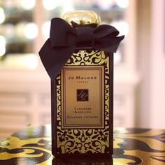 Exquisite, romantic, enduring. We simply adore this exclusive #JoMaloneLondon fragrance. #HarrodsExclusive