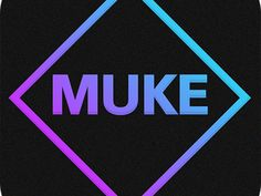Muke - A free app that identifies songs by their audio signature and shows informations and also lyrics.