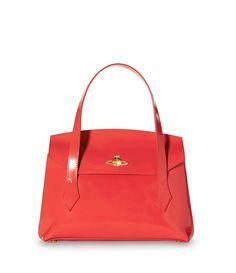 Monaco Bag 6662 Coral Vivienne Westwood