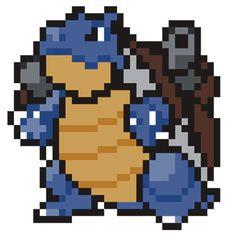 Pokemon Pixel Art Bulbasaur Perler Beads Venusaur  Etsy