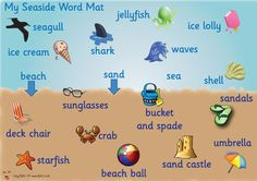 Teacher's Pet - Seaside - FREE Classroom Resources - EYFS, KS1, KS2, School Displays, Classroom Displays, Eyfs Activities, Learning Activities, Sharing A Shell, Katie Morag, Snail And The Whale, Primary Classroom, Classroom Resources