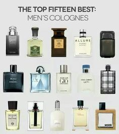 # colognes Herrera for Men should be on this list too, my favorite