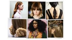 From ultra-voluminous hair and jewel additions, to rock 'n' roll French pleats and modern twists on traditional styles, we look back at the 12 stand-out, envy-inducing hair trends that were rocking the runway at Fashion Week Fall/Winter 2016-2017.
