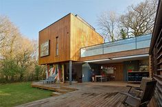Like the decking here